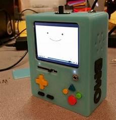 best retro console diy bmo portable retro console raspbmo technabob