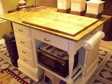 repurposed kitchen island ideas dresser to kitchen island repurpose ideas sortrachen
