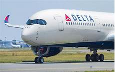 Delta Airlines Graphic Designer Delta S Brand New Plane Is The First To Feature The