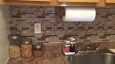 peel and stick kitchen backsplash 10 peel and stick kitchen backsplash ideas 2020 cheap one