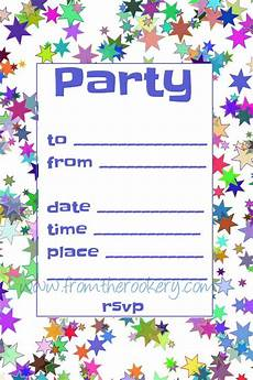 Create An Invitation For Free Free Party Invitations Printable Invitation Templates