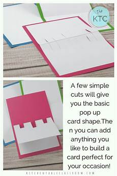 Pop Up Card Template Build Your Own 3d Card With Free Pop Up Card Templates