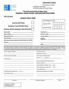 Jobs Forms Free 15 Job Description Forms In Pdf Ms Word