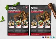 Catering Flyers Design Catering Service Flyer Design Template In Psd Word