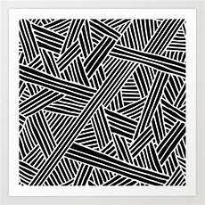 Abstract Art Black And White Patterns Abstract Black Amp White Lines And Triangles Pattern Mix