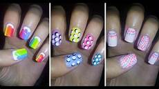 Nail Art Easy Easy Nail Art For Beginners 4 Youtube