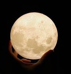 The Luna Light Luna Moon Lamp Luna Vibe