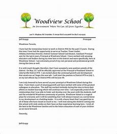 Letter Of Resignation To Parents From Teacher 14 Teacher Resignation Letter Templates Pdf Doc Free