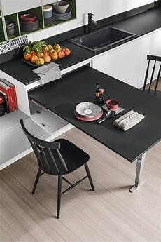 tavolo penisola ikea 20 cucine con tavolo estraibile a scomparsa mondodesign it