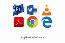 What Is Application Software What Is Computer Software Thecoderworld