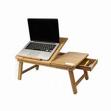 mind reader bamboo laptop desk bed tray brown walmart
