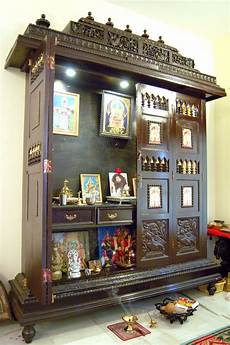 pooja mantap ethnic indian interior home