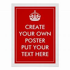 Design Your Own Poster Free Create Your Own Poster Zazzle