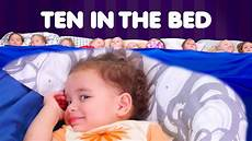 10 in the bed counting song ten in the bed nursery