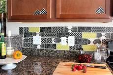 kitchen backsplash wallpaper ideas 13 removable kitchen backsplash ideas