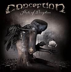 Conception Album Review Conception State Of Deception Tuonela Magazine