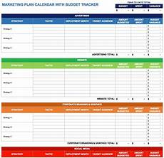 Tracking Calendar Template 15 Free Marketing Calendar Templates Smartsheet