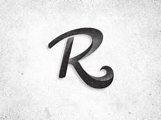 Cool Letter R R Doodle By Libby On Dribbble
