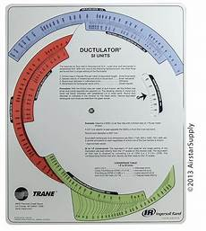 Free Online Ductulator Chart Air Duct Calculator Ductulator With Sleeve Buy Online