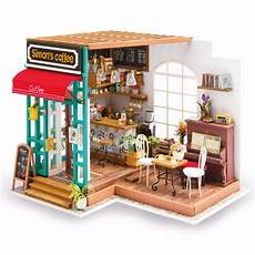 diy doll house miniature dollhouse with furnitures wooden