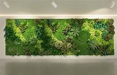 Plant Wall Lighting Green Walls Amp Vertical Garden Inspo From Around The World