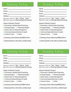 Drawing Entry Form Template Word Free Download Free Door Prize Templates Programs Mastertrips