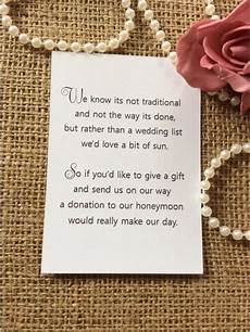 Wedding List Poems Image Result For How To Ask For Money Instead Of Gifts In