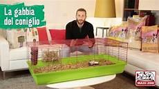 la gabbia tutorial preparare la gabbia coniglio maxi zoo
