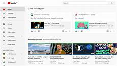 You Tube Web Page Youtube Starts Showing Community Posts On The Web Home Page