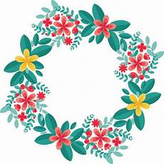 silahkan download floral undangan cantik vintage