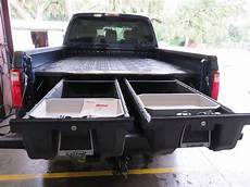decked truck storage system topperking topperking