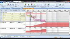 Manpower Chart Excel Resource Histograms Youtube
