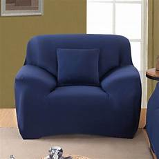 Navy Blue Sofa Slipcover 3d Image by New Navy Blue Slipcover Sofa Loveseat Chair Furniture