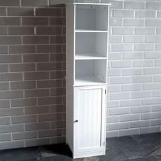 priano freestanding bathroom cabinet unit white vanity