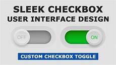 Custom Checkbox Design Sleek Checkbox User Interface Design Custom Checkbox Ui