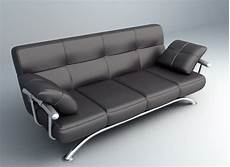 Modern Leather Sofa 3d Image by Modern Leather Sofa 3d Model Free C4d Models