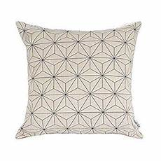 elviros linen cotton blend decorative scandinavian modern