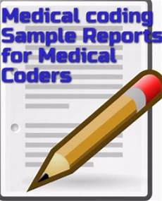 Medical Coding Examples Medical Coding Examples Chart For Practice