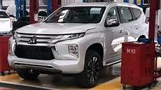 2020 All Mitsubishi Pajero by New 2020 Mitsubishi Pajero Sport Images Leaked Receives
