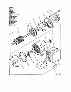 Figure 6 1 Electric Motor Exploded View Tm 5 4310 352