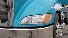 Peterbilt 387 Abs Light Peterbilt 386 Amp 387 Headlight Installation Tutorial Youtube