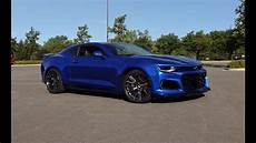 Light Blue Camaro 2017 2017 Chevrolet Chevy Camaro Zl1 In Hyper Blue Amp Engine