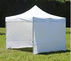 gazebo alluminio pieghevole 3x3 gazebo pieghevole 3x3 bianco alluminio 40mm top con teli
