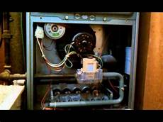 How To Light A Old Furnace Furnace Won T Stay Lite How Do I Fix This Problem Youtube