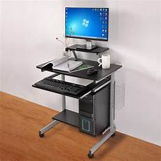 laptop mobile mobile computer desk compact student laptop cart rolling