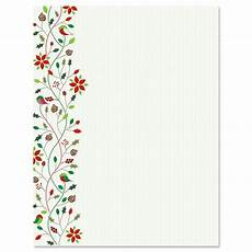 Holiday Stationery Paper Holiday Twist Christmas Letter Papers Current Catalog