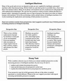 Example Essay Prompts The New Act Essay What You Need To Know Essay Writing
