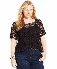 plus size sleeve tops lyst inc international concepts plus size sleeve