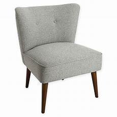 armless accent chair homepop chadwick armless accent chair bed bath beyond