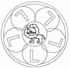 www kinder malvorlagen buchstaben mandala ausmalbild mandalas mandala buchstabe l zum ausmalen